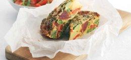 Tortilla de patata campesina